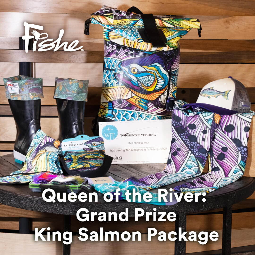 Queen of the River prize package